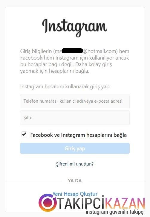 instagram da nasıl hesap açılır?