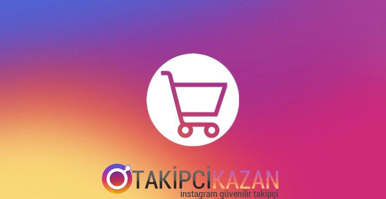 instagram alışveriş özelliği