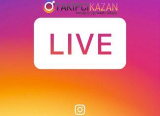instagram canlı yayın açmak