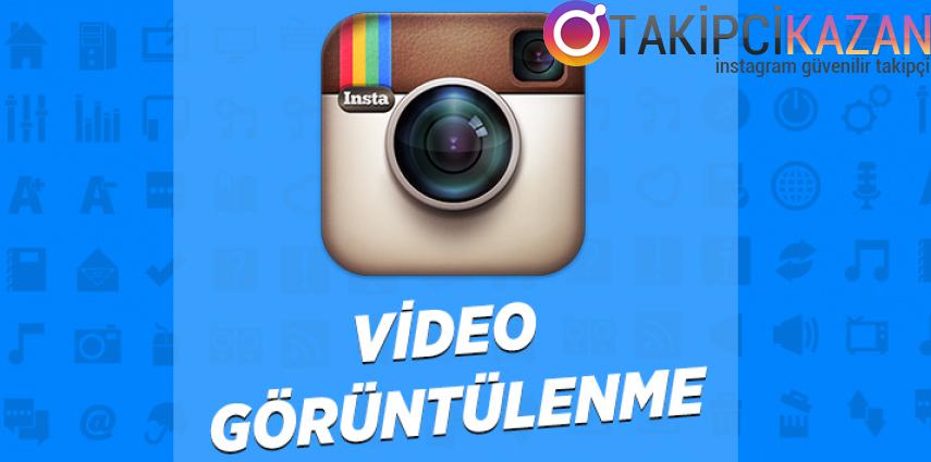 instagram video izleyenleri görme